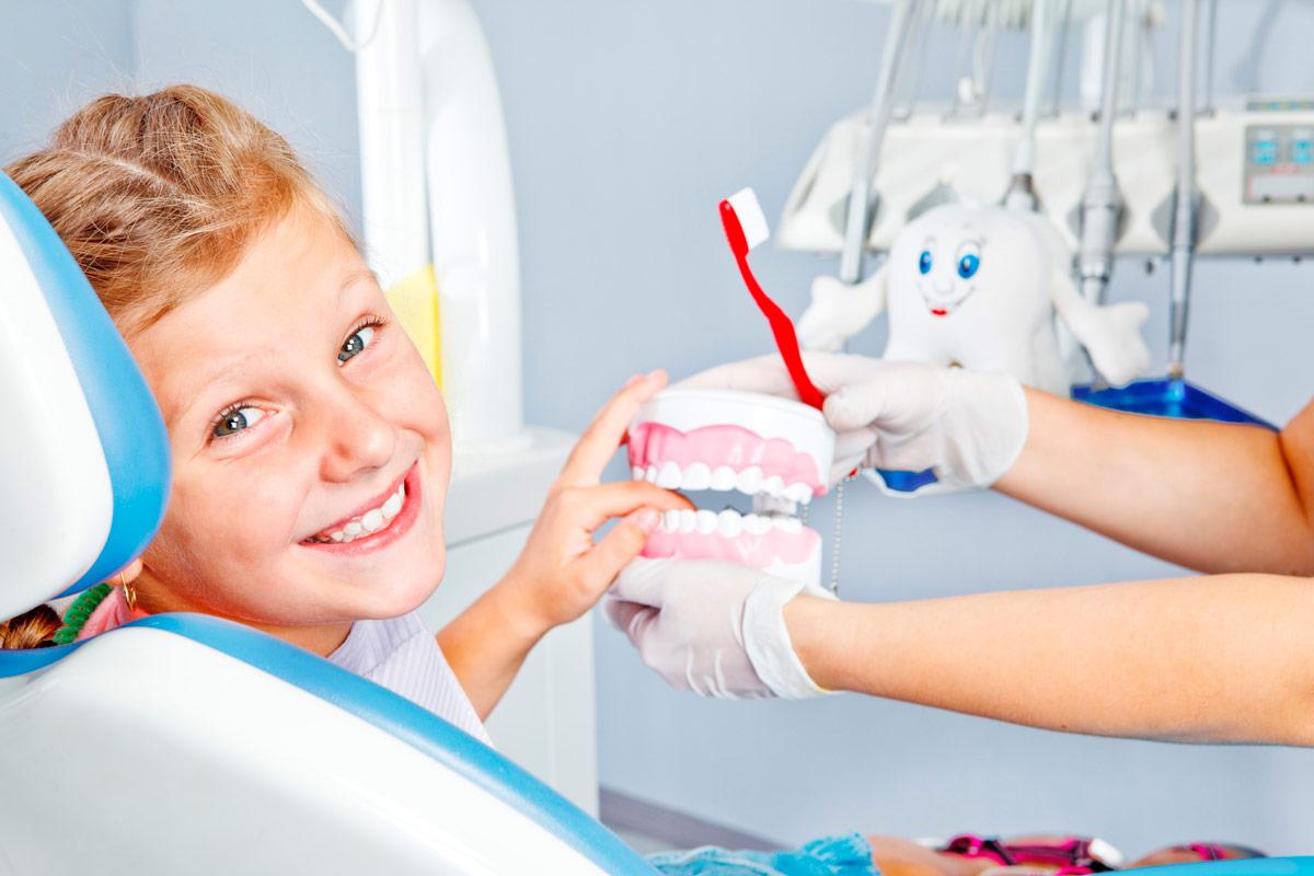 En nuestra clínica contamos con dentista para niños