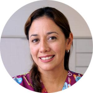 La odontopediatra Flor María Revilla, una parte fundamental del equipo médico