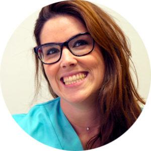 Verónica San José, especializada en ortodoncia