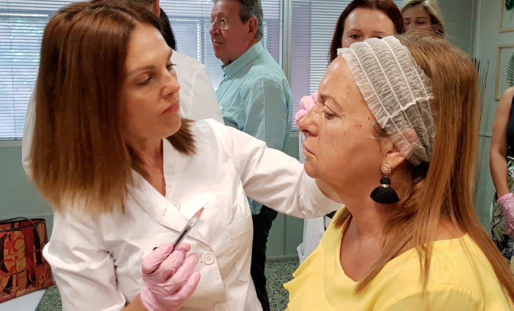 Medicina estética en Elche. Dental Roca, tu dentista en Elche