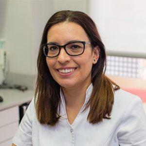 Laura Frías, especializada en endodoncia