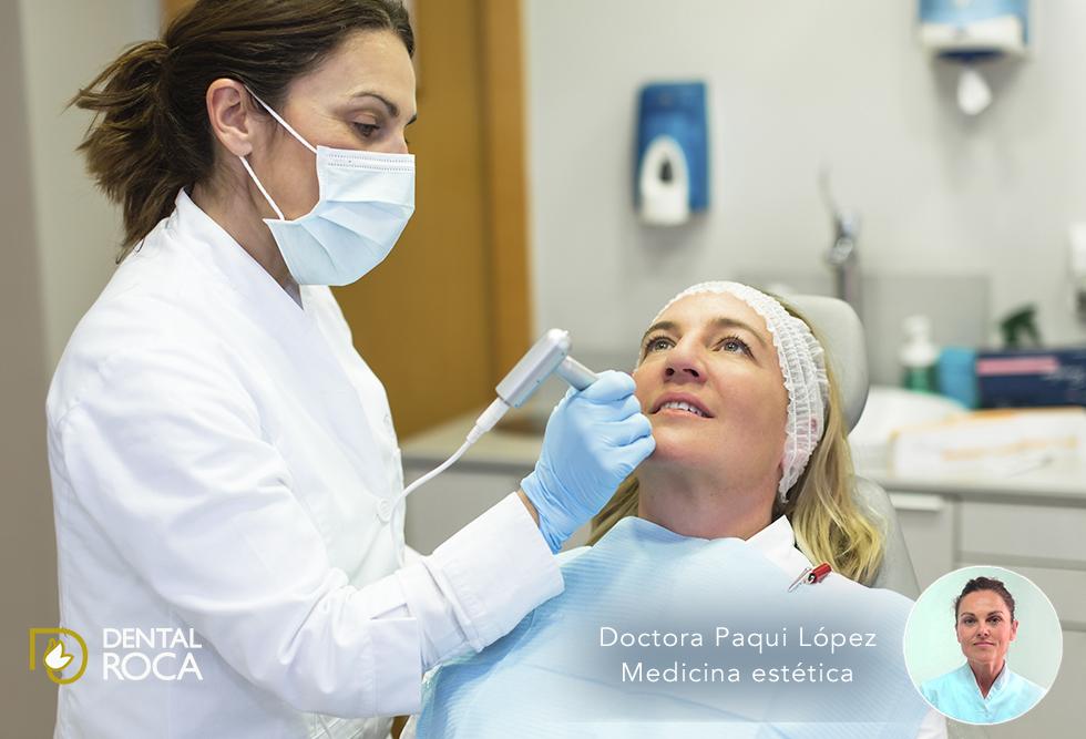 ¿Buscas tratamientos de medicina estética en Elche? - Dental Roca
