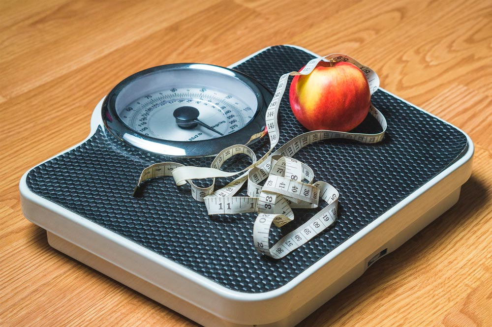 La obesidad y el desgaste común están relacionadas con la dieta diaria