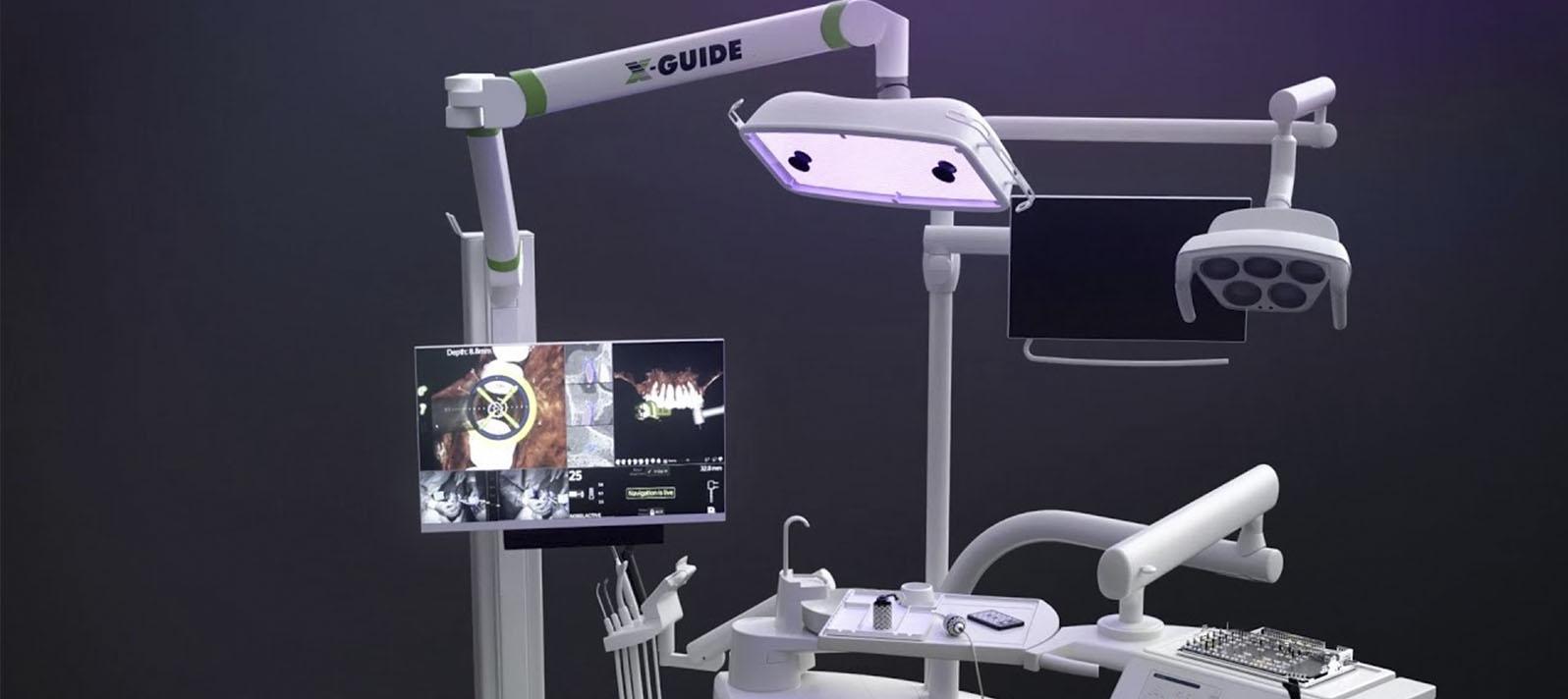 Tecnología X-GUIDE en Dental Roca