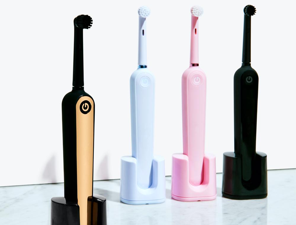 Tipos de cepillo de dientes eléctrico