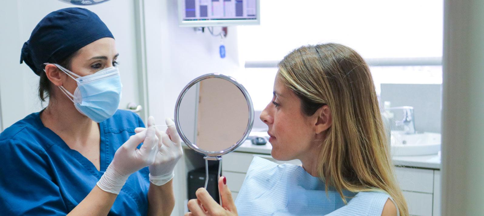 Precio de un empaste en la clínica Dental Roca en Elche